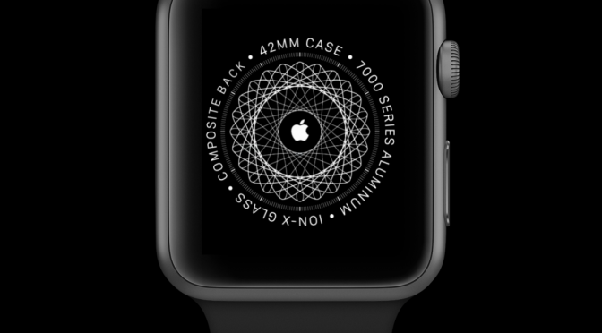 Where Does Apple Watch Fit In?